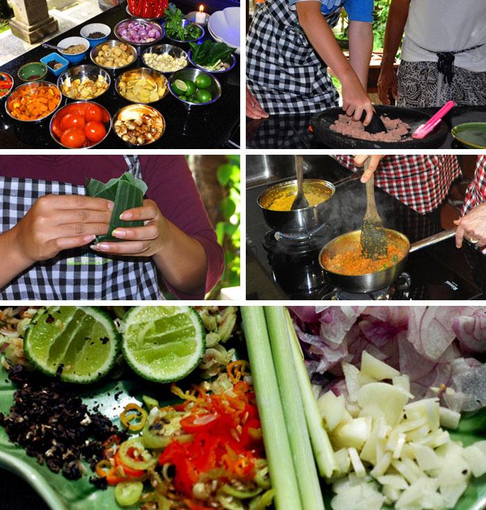 Bali Cours cuisine